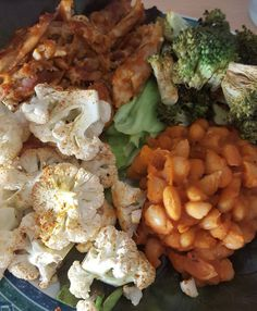 Stir fried white cut chicken in a tomatoe BBQ sauce with fried beans in a spicy tomatoe sauce and oven baked vegetables with my wife's cajun spice mix  #fitness #protein #healthy #fitfam #gym #eatclean #cleaneating #foodporn #fit #gains #nutrition #health #lowcarb #fitlife #healthyeating #healthyfood #healthyliving #gainz #recovery #fuel #macros #gymlife #postworkoutmeal #homemade #foodie #food #foodgasm #foodporn #fitnesslifestyle