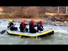 Rafting pe râul Bistriţa! - YouTube Rafting, Boat, Youtube, Dinghy, Boats, Youtubers, Youtube Movies, Ship