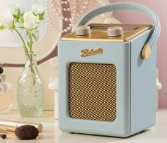 Roberts vintage-style Revival Mini DAB/FM radio is a John Lewis exclusive