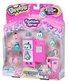 Amazon.com:+Shopkins+Fashion+Gym+Fashion+Collection+$8.07+{reg.+$14.99}