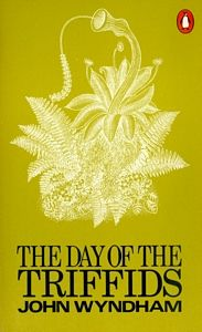 The Day of the Triffids by John Wyndham (cover illustration by Harry Willock)