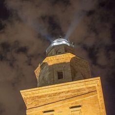 La Torre de Hércules al detalle #ACoruña #Galicia #SienteGalicia