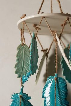 "Little Wing Chimes - <a href=""http://anthropologie.com"" rel=""nofollow"" target=""_blank"">anthropologie.com</a>"