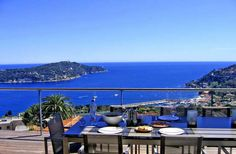 Villefranche - Ultra Modern Villa with Panoramic Sea View
