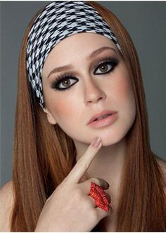 marina ruy barbosa makeup