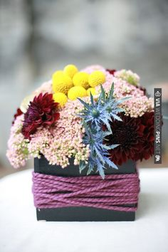 Fall Inspired Wedding Decor | CHECK OUT MORE IDEAS AT WEDDINGPINS.NET | #weddings #weddingflowers #flowers