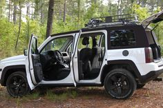 The best lifted jeep patriot compact crossover suv no 33 - Awesome Indoor & Outdoor Auto Jeep, Crossover Suv, Jeep Camping, Jeep Patriot Lifted, White Jeep Patriot, Jeep Patriot Accessories, Best Suv, Jeep Commander, Cars