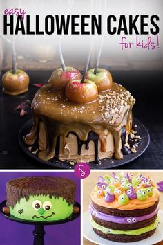 Recipes for cakes for halloween