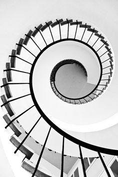 Baden, Switzerland 2011 All the materials contained in my deviantART gallery may NOT be rep. Winding Stair, Illusion Photography, Beautiful Stairs, Easy Shape, Book Drawing, Black And White Aesthetic, Stairway To Heaven, Staircase Design, Optical Illusions