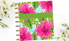 Happy Planner Cover by PrettyPlannerPlus on Etsy