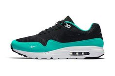 "EffortlesslyFly.com - Kicks x Clothes x Photos x FLY SH*T!: Nike Air Max 1 Ultra ""Clear Jade""*~"