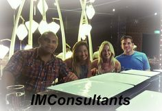 he team from IMConsultants recently traveled to Mexico. They enjoyed the pools, beaches, and specialty restaurants as they celebrated a great year together.