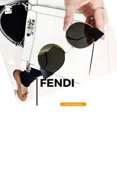 7264237713ee 57 Best Fendi Eyewear images in 2019 | Fendi eyewear, Sunglasses ...