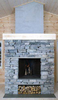 eller denne? Mountain Cottage, Cabin, Home Decor, Google Search, Log Burner, Bar Grill, Lily, Decoration Home, Room Decor
