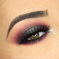 Cranberry Halo Smokey Eye Makeup Tutorial - Makeup Geek