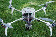 Aeroquad - Belo projeto com Arduíno