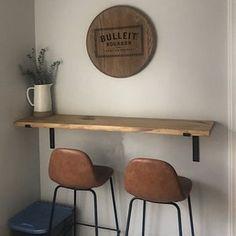 Table Shelves, Kitchen Shelves, Wood Shelves, Bar Kitchen, Wall Mounted Table Kitchen, Console Table, Kitchen Nook Table, Floating Table, Rustic Floating Shelves