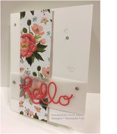 Occasions 2016 by terrial - Cards and Paper Crafts at Splitcoaststampers