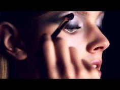 Estee Lauder: The Metallics: New Pure Color with Constance Jablonski
