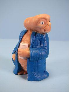 E.T. figurine - FranMoff, via Flickr