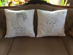 My Works, Throw Pillows, Bed, Home, Toss Pillows, Cushions, Stream Bed, Ad Home, Decorative Pillows