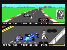 Pitstop II (C64)