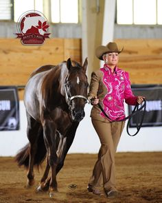 horse show showmanship aqha buckeye classic
