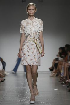 Rebecca Taylor Ready To Wear Spring Summer 2015 New York - NOWFASHION
