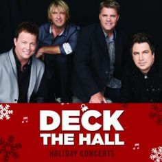 WIN TICKETS to An Evening with Lonestar at the CMA Theater on December 16! #Nashville #Music #DeckTheHall