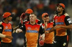 Sunrisers Hyderabad inflicted the third consecutive loss on Gujarat Lions with a five-wicket victory to jump to the fourth spot of the IPL at the Rajiv Gandhi International Cricket Stadium here on Friday. Riding on some brilliant medium pace bowling from Mustafizur Rahman (2/17) and Bhuvneshwar Kumar (2/28), Hyderabad restricted the struggling Gujarat to a paltry 126 for 6 in...  Read More