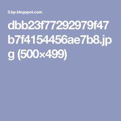 dbb23f77292979f47b7f4154456ae7b8.jpg (500×499)