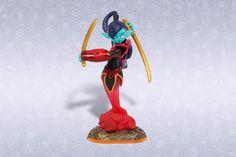 Skylanders Scarlet Ninjini Character