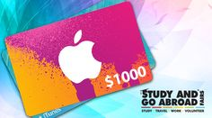 Study and Go Abroad $1000 Giveaway