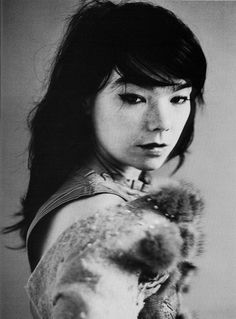 Bjork fashion icon trendsetter singer performance artist amazing fearless 80's 90's and still cutting edge