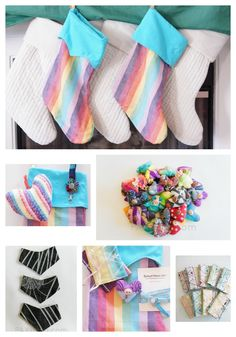 Any PAXfan would be ecstatic to receive one of THESE WAHM goodie filled stockings under their tree this year! Baby Wearing Wrap, Babywearing, Scrap, Stockings, Rainbow, Shopping, Socks, Rain Bow, Rainbows