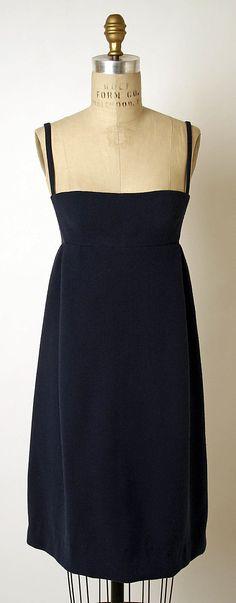 Dress, Evening James Galanos (American, born Philadelphia, Pennsylvania, 1924)