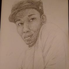 """""""#A3 - weren't turning out so well, so I gave up :( www.neuxro.wordpress.com  #instaart #illustration #drawing #pencil #sketchbook #mosdef"""""""