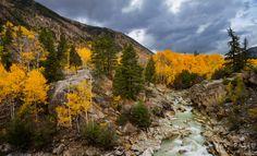 Twin Lakes, Colorado.