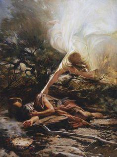 Walter Rane Fine Art - Elijah