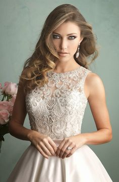 Allure Bridals Fall 2014