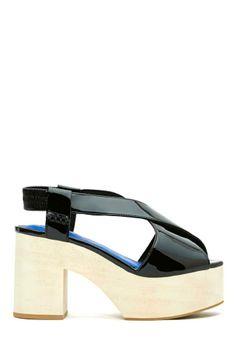 Jeffrey Campbell Falk Platform Sandal