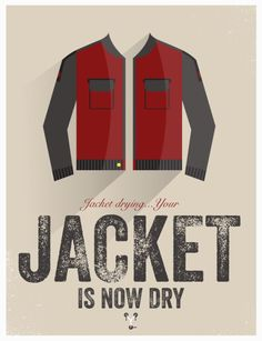 Back to the Future goes minimal with inspiring poster series