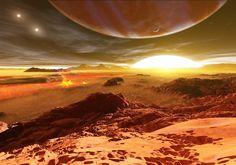 Você conhece os planetas do sistema solar, certo? Sabia que existem muitos outros que são muito exóticos? Veja agora os 10 exoplanetas mais diferentes do universo.