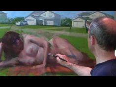 Oil Painting Demonstration DVD David Shevlino