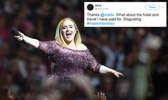 Adele giving her final speech and song leading into her epic exit via a black cab at Wembley Stadium on Thursday of June 2017 💘 Adele Tour, Adele Adkins, Black Cab, How To Make A Pom Pom, 29 Years Old, Someone Like You, Female Singers, Aurora Sleeping Beauty, Wonder Woman