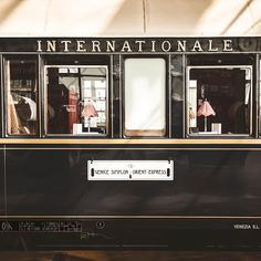 Experience a world of timeless glamour aboard the Venice-Simplon-Orient-Express luxury train. Enjoy overnight journeys from London to Venice and across Europe. European Train Travel, Europe Train, Orient Express Train, Venice Simplon Orient Express, Italy Rail, Trains, Train Map, Rail Europe, Europe Continent