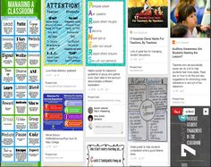 Good Classroom Management Posters and Visuals for Your Class ~ Educational Technology and Mobile Learning