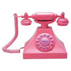 pink antique phone cool AHH been looking for this for forever! Where do I find it!?????????