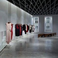 Farshid+Moussavi+designs+London++shop+interior+for+Victoria+Beckham