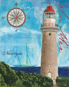 La Mer lighthouse